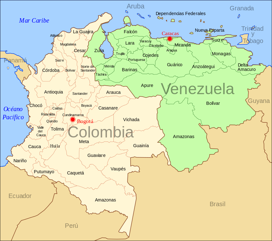 Colombia_Venezuela_map.svg