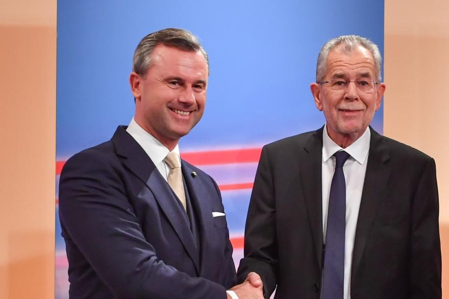 austria candidates