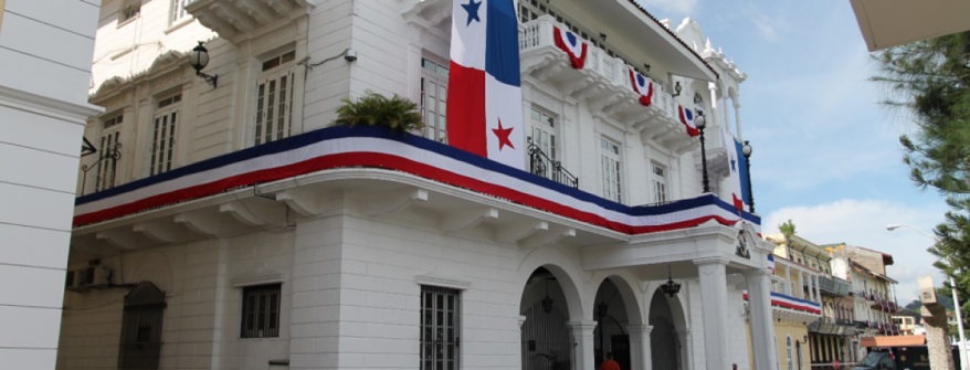 Presidental Palace Panama